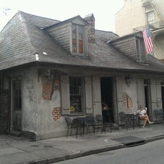 Photo taken at Lafitte's Blacksmith Shop by Summits F. on 7/30/2012