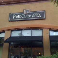 Photo taken at Peet's Coffee & Tea by Alexander(800)518-7205 H. on 4/11/2012