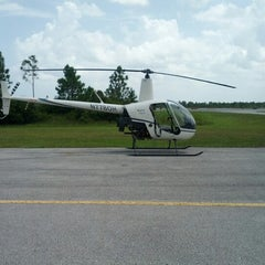 Photo taken at North Palm Beach County General Aviation Airport (F45) by Aser M. on 7/31/2012