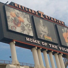 Photo taken at Neyland Stadium by Felicia F. on 8/17/2012
