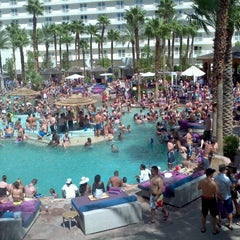 Photo taken at Rehab Pool Party by Jose A. R. on 7/28/2012