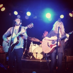 Photo taken at Harlow's by Elea C. on 2/12/2012
