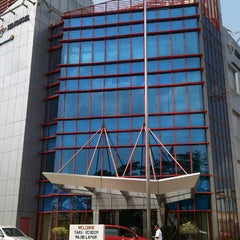 Photo taken at Telkomsel Telecommunication Center (TTC) by Imam M. on 7/2/2012