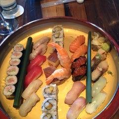Photo taken at Morimoto Napa by Erik J. on 7/30/2012