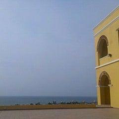 Photo taken at Castillo de Salgar by Gustavo Z. on 4/3/2012