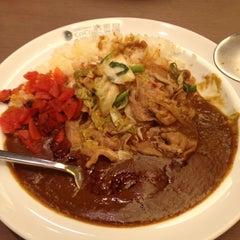 Photo taken at CoCoICHIBANYA (โคโค่อิฉิบันยะ) by Ammiiz S. on 6/21/2012