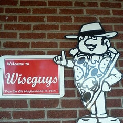 Photo taken at Wiseguys Chicago Pizza by ~Roni~ on 3/3/2012
