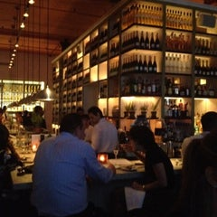 Photo taken at Fig & Olive by Susan E. on 8/1/2012