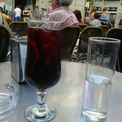 Photo taken at Cafetería-Restaurante Hotel Europa by Dorianlex on 6/23/2012