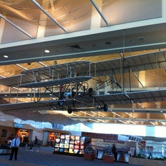 Photo taken at Springfield-Branson National Airport (SGF) by Dani M. on 6/18/2012