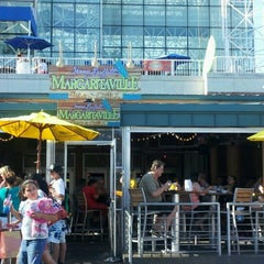 Photo taken at Margaritaville Bar & Grill by Kelly P. on 6/15/2012