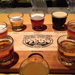 Photo taken at Four Peaks Brewing Company by Erik M. on 4/24/2012