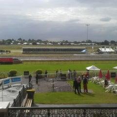 Photo taken at Eagle Farm Racecourse by Tommi on 6/2/2012