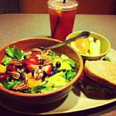 Photo taken at Panera Bread by Leah F. on 6/12/2012
