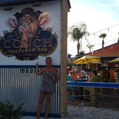 Photo taken at The Conch Grill & Raw Bar by Michele N. on 5/27/2012