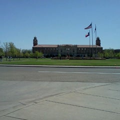 Photo taken at Texas Tech University by Kyle S. on 3/27/2012