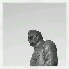 Photo taken at Pomnik Marszałka Piłsudskiego / Piłsudski Monument by LordMilord on 6/18/2012