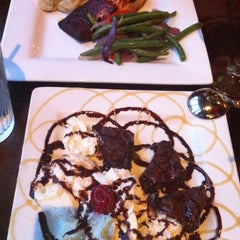 Photo taken at Landmark Americana Tap & Grill by Johanna B. on 7/29/2012