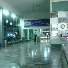 Photo taken at Central de Autobuses del Sur by Jorge S. on 7/4/2012