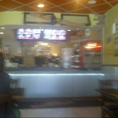 Photo taken at Smok-A-Burger by Mark A. on 8/21/2012