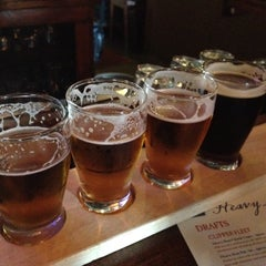 Photo taken at Heavy Seas Alehouse by Erin M. on 5/25/2012