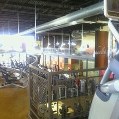 Photo taken at LA Fitness by Mike R. on 8/31/2012
