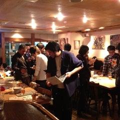 Photo taken at Baird Beer 中目黒タップルーム Nakameguro Taproom by Yutaka I. on 4/16/2012