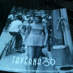 Photo taken at Taverna 750 by Bianca B. on 6/13/2012