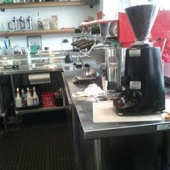 Photo taken at Elite Audio Coffee Bar by Simon F. on 3/15/2012