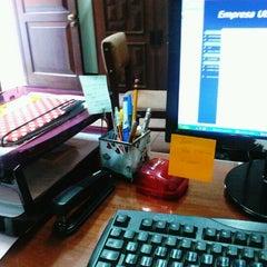 Photo taken at Edificio de Gobierno - Universidad de Piura by Fatima Z. on 7/25/2012