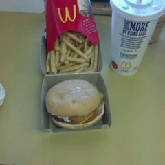Photo taken at McDonald's by Christine M. on 4/30/2012