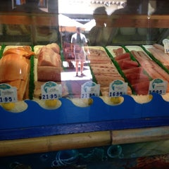 Photo taken at Pelly's Cafe & Fish Market by Blake E. on 6/19/2012