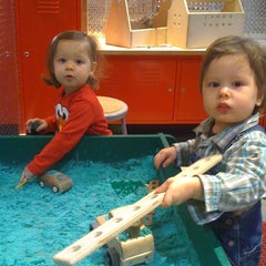 Photo taken at KidsQuest Children's Museum by Andrea W. on 3/22/2012