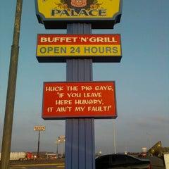 Photo taken at Pig Out Palace by Glenn C. on 2/15/2012