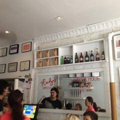 Photo taken at Ruby's Café by Zackery M. on 9/2/2012