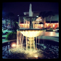 Photo taken at Winter Park Village by Cathy S. on 2/27/2012