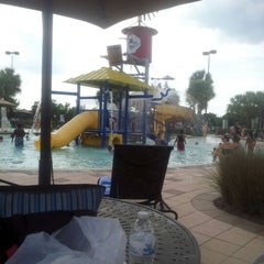 Photo taken at Lake Eva Aquatic Center (Water Park) by Em A. on 5/26/2012
