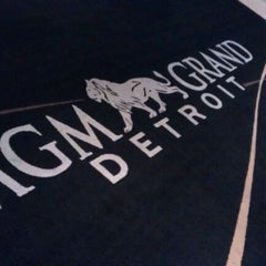 Photo taken at MGM Grand Detroit Casino & Hotel by Stephen H. on 7/13/2012