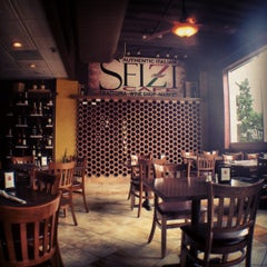 Photo taken at Sfizi Cafe by Jo on 4/30/2012