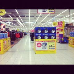 Photo taken at Tesco Extra by Lucy on 8/20/2012