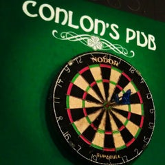 Photo taken at Conlon's Irish Pub by Richard P. on 6/16/2012