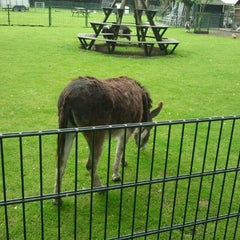 Photo taken at Kinderboerderij Otterspoor by Henri R. on 6/7/2012