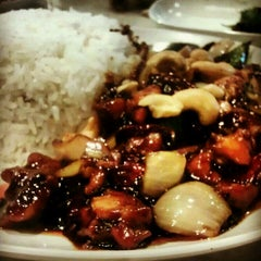 Photo taken at Red Wok Restaurant by Buyon on 5/12/2012