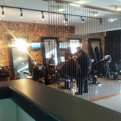 Photo taken at The Rat Pack Barbershop by Walter OScar A. on 7/26/2012