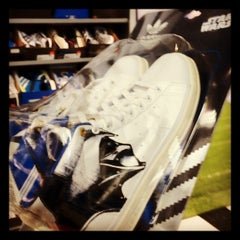 Photo taken at adidas Factory Outlet by CG S. on 5/21/2012