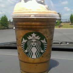 Photo taken at Starbucks by Samantha R. on 7/8/2012