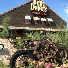 Photo taken at Bone Daddy's House of Smoke by SP F. on 7/1/2012