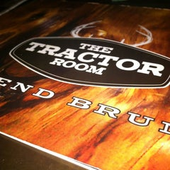 Photo taken at The Tractor Room by jay s. on 8/26/2012