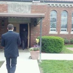 Photo taken at St.Louis Catholic Church by Paul O. on 4/21/2012