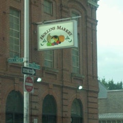 Photo taken at Hollins Market by Nicole B. on 9/8/2012